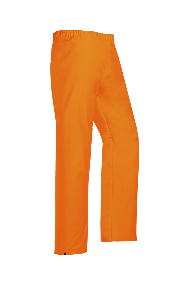 Sioen Regenbroeken Rotterdam oranje