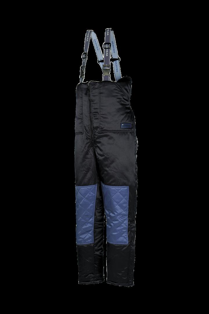 Sioen Amerikaanse overalls Zermatt  donkerblauw-blauw