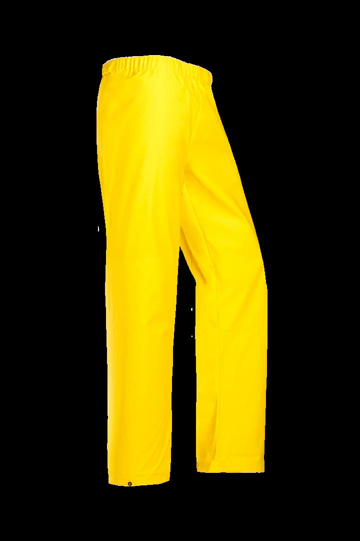 Sioen Regenbroeken Bangkok  geel