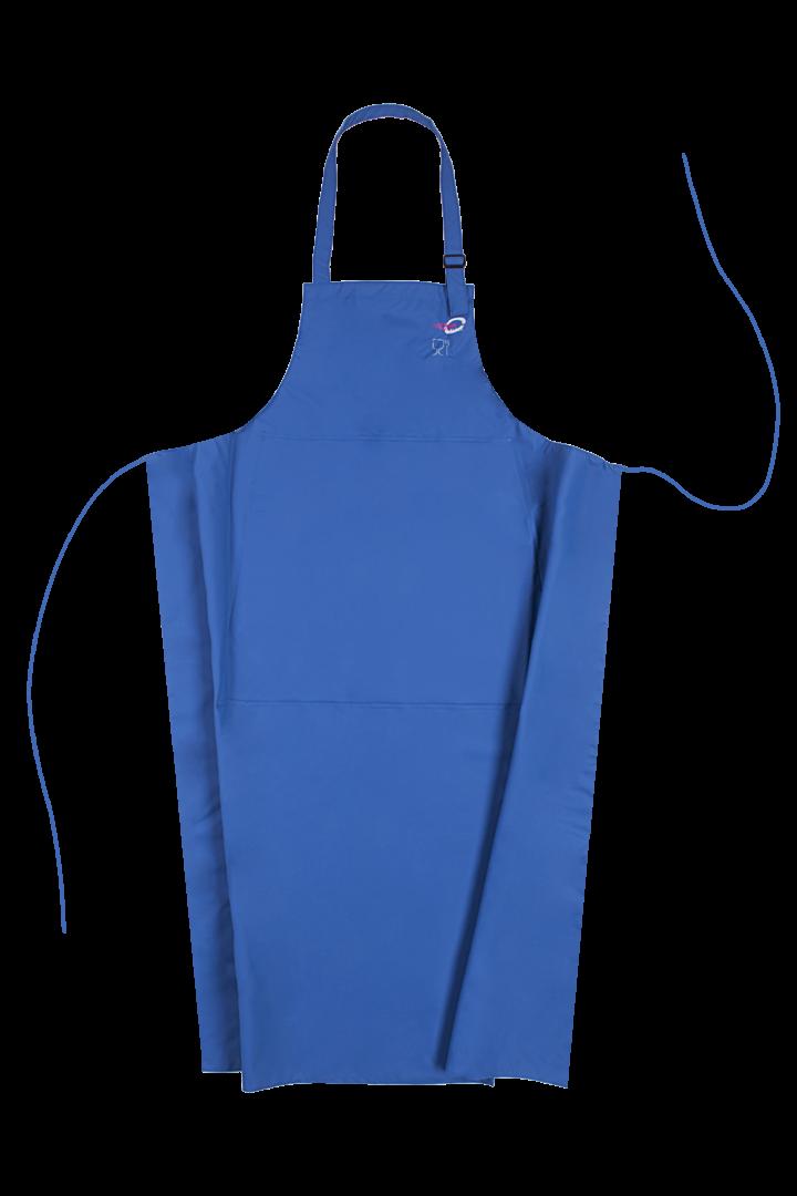 Sioen Schorten Nantou  kobaltblauw