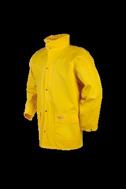 Sioen Regenjassen Dortmund High Vis geel