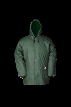 Sioen Regenparka Dover  groen khaki