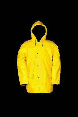 Sioen Regenparka Dover  geel