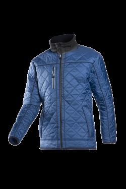 Sioen Fleece jassen Germo  donkerblauw-zwart