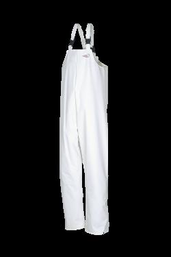 Sioen Amerikaanse overalls Killybeg  wit