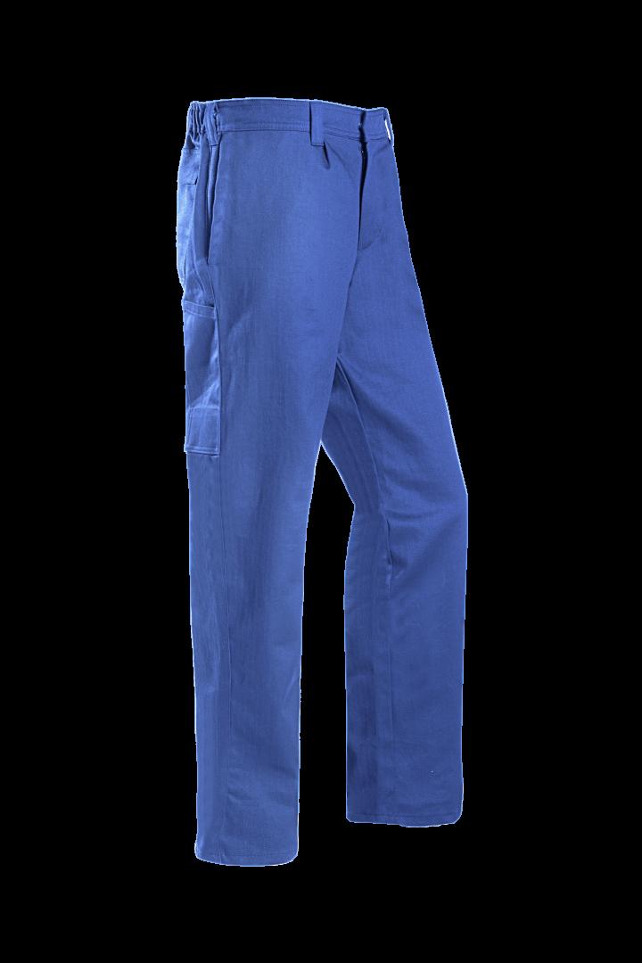 Sioen Werkbroeken Altea Multinorm korenblauw