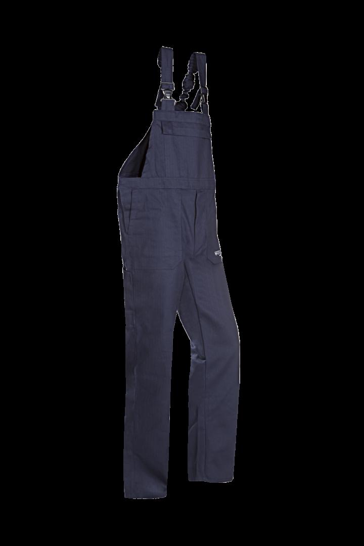 Sioen Amerikaanse overalls Alvito Multinorm marineblauw