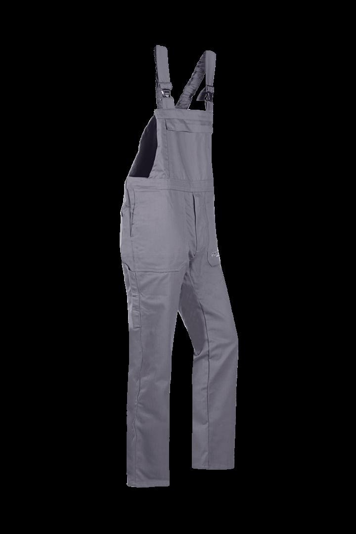 Sioen Amerikaanse overalls Alvito Multinorm grijs