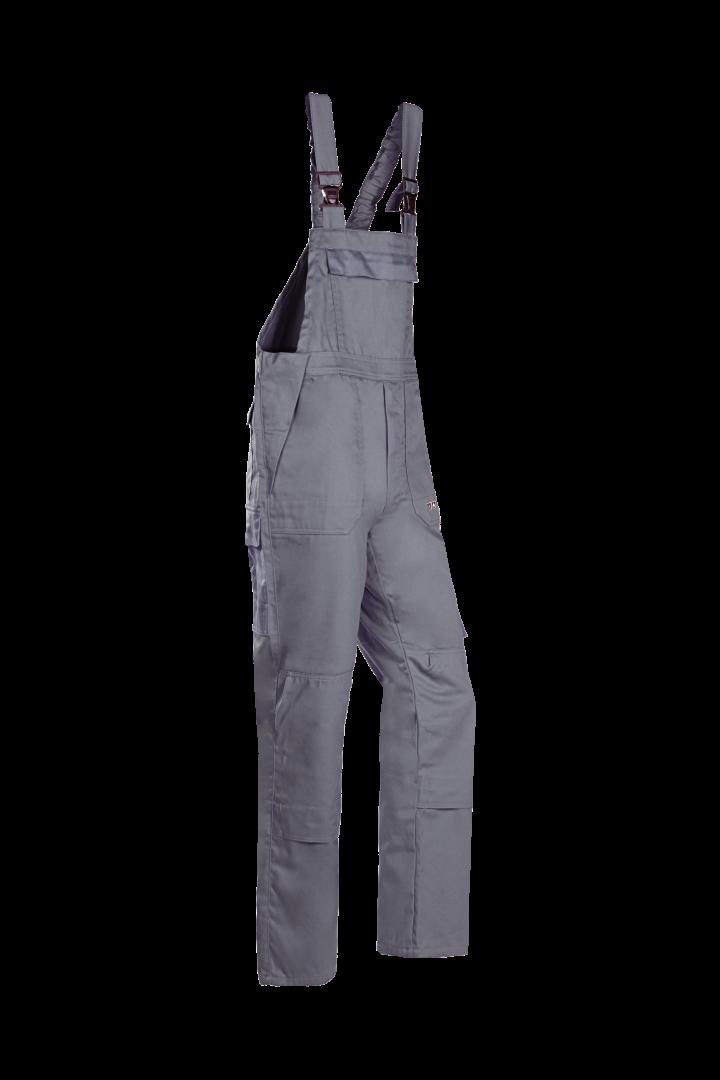 Sioen Amerikaanse overalls Valera  grijs