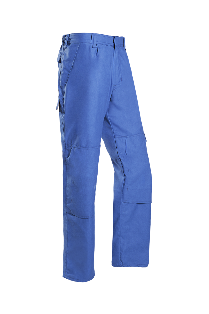 Sioen Werkbroeken Varese  kobaltblauw