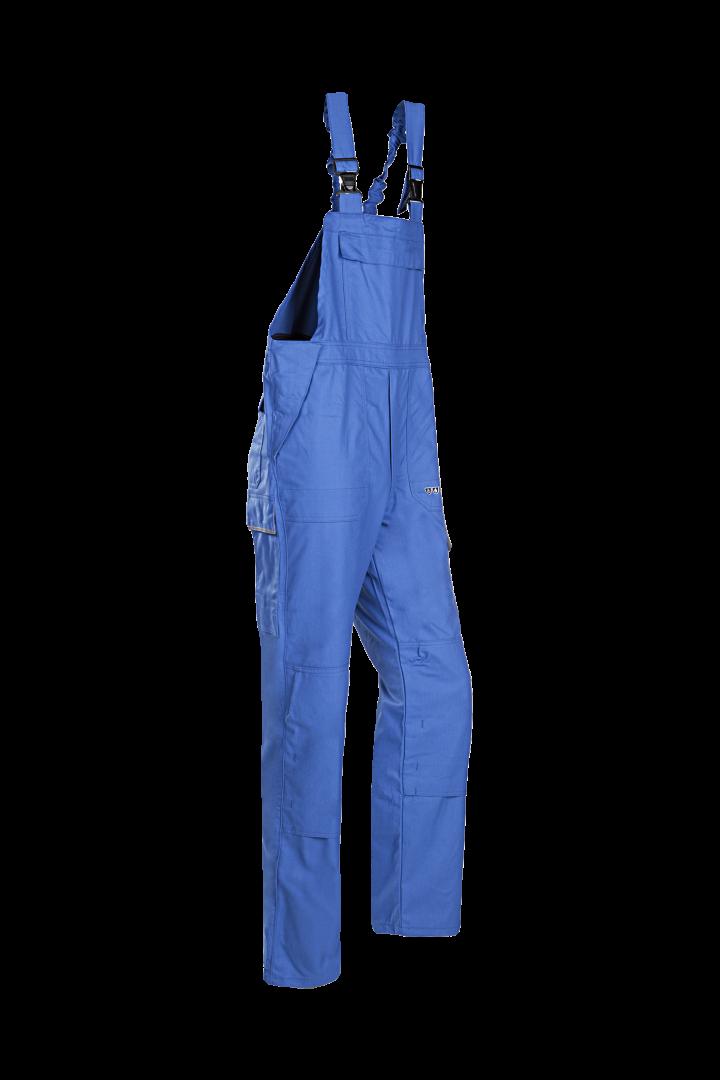 Sioen Amerikaanse overalls Gramat  kobaltblauw