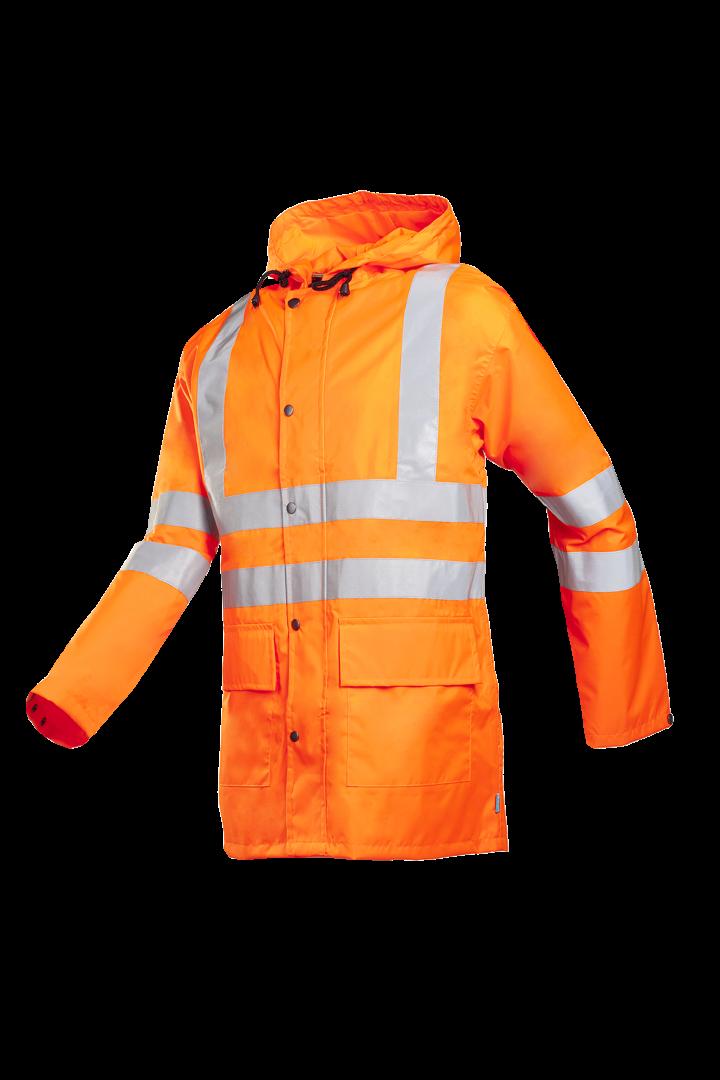 f2d9f35f Monoray 198AA2X98 Hi-vis rain jacket BESTSELLER