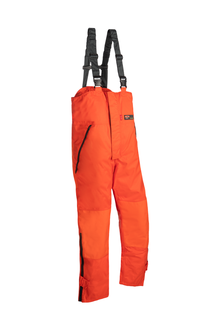 X6 Trousers - Bib & brace