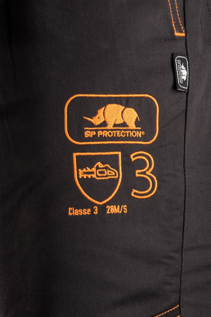 Class 3 chainsaw protection 28m/s