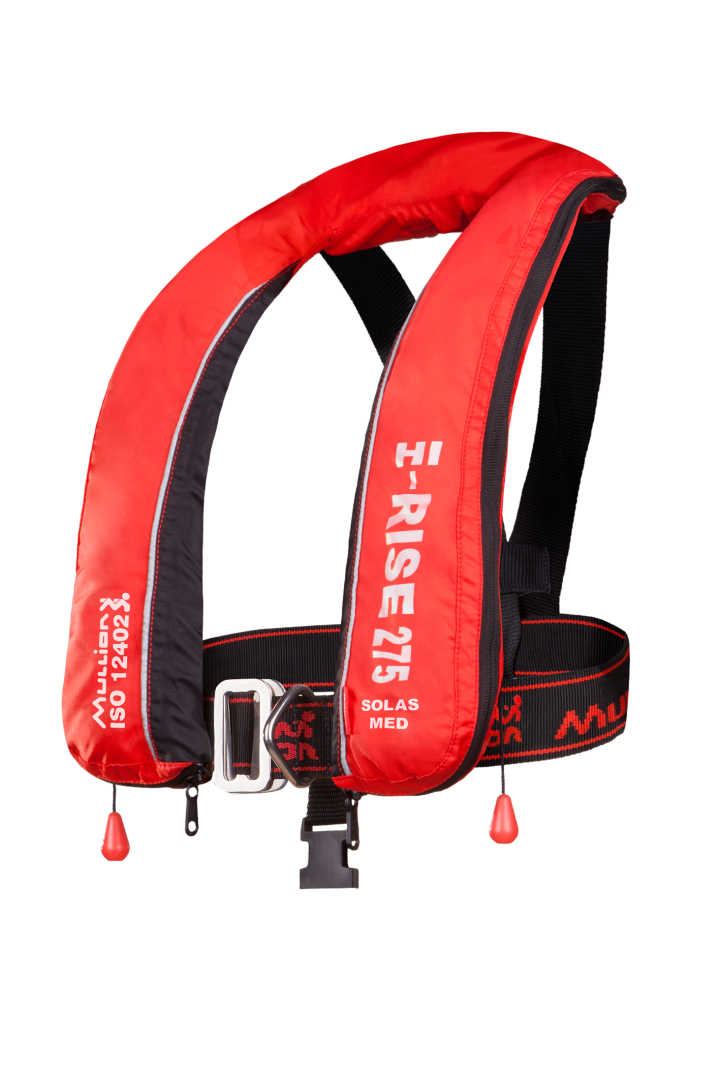 Hi-Rise 275 Solas + Sprayhood - Lifejacket