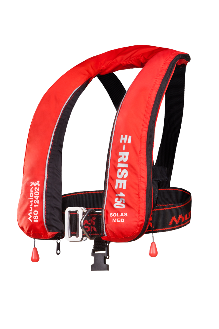 Hi-Rise 150 SOLAS + Sprayhood - Lifejacket