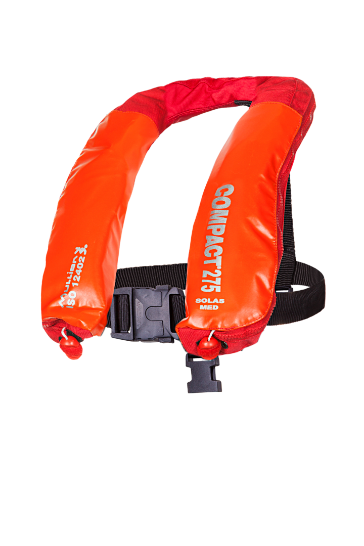 Compact 275 SOLAS Wipe Clean - Lifejacket
