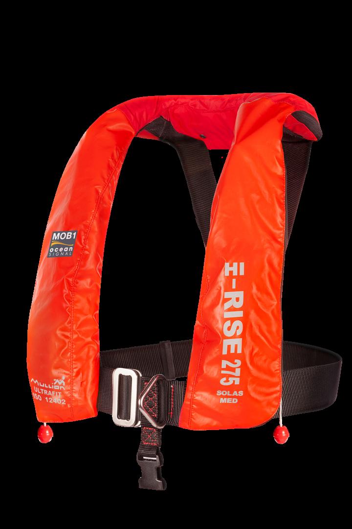 MOB1 Hi-Rise 275 SOLAS Wipe Clean-Ultrafit - Lifejacket