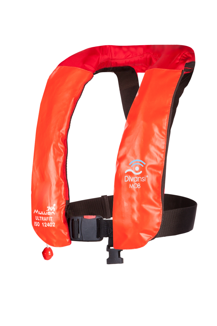 Divansi HI-TIDE 150 Wipe Clean - Ultrafit - Lifejacket