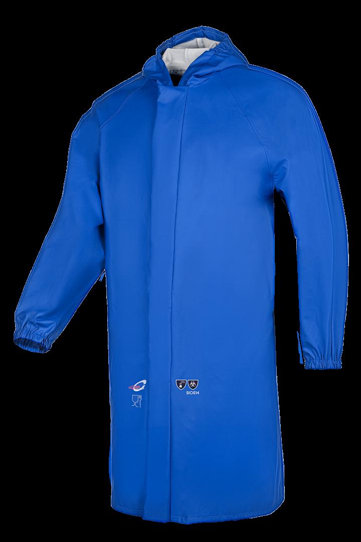 Sioen Jassen Rigi korenblauw