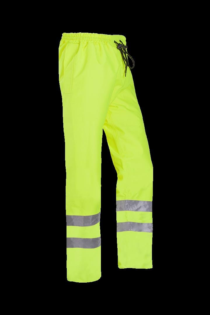 Sioen Regenbroeken Flensburg  fluo-geel