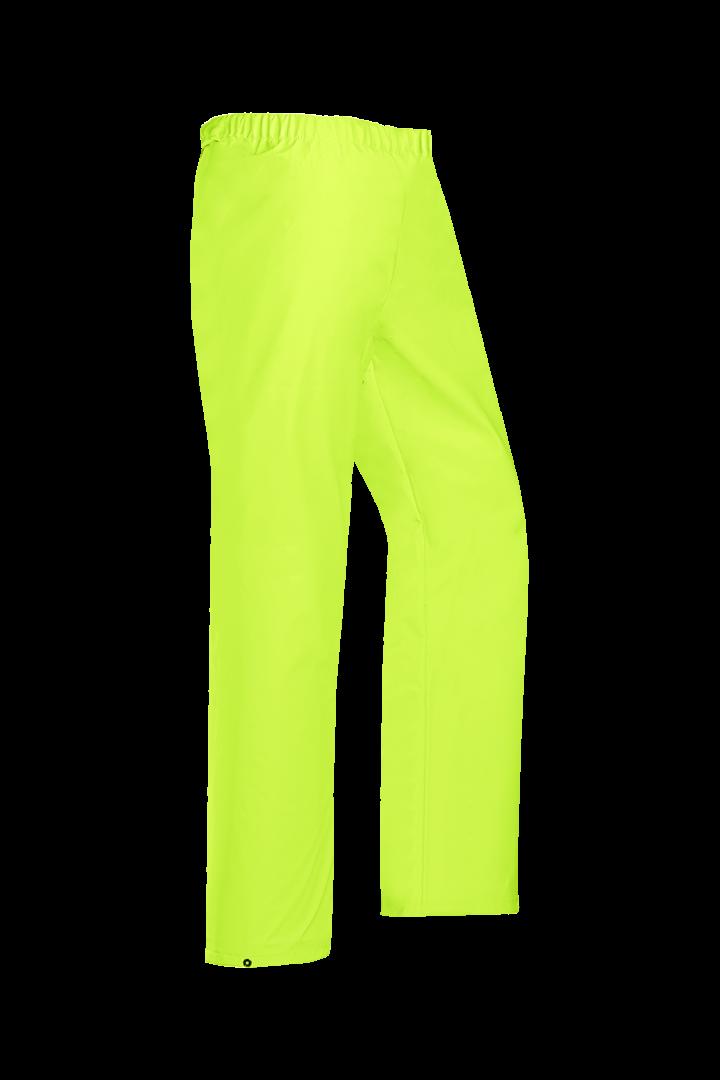 Sioen Regenbroeken Rotterdam High Vis fluo-geel