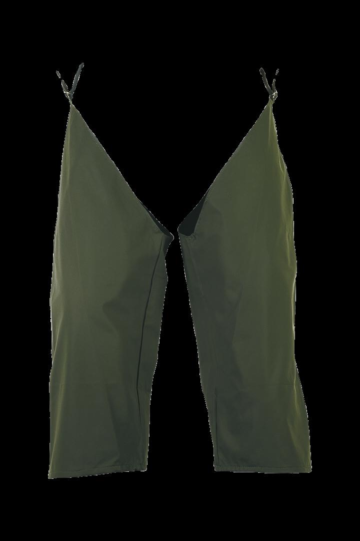 Sioen Losse broekspijpen Auckland  groen khaki