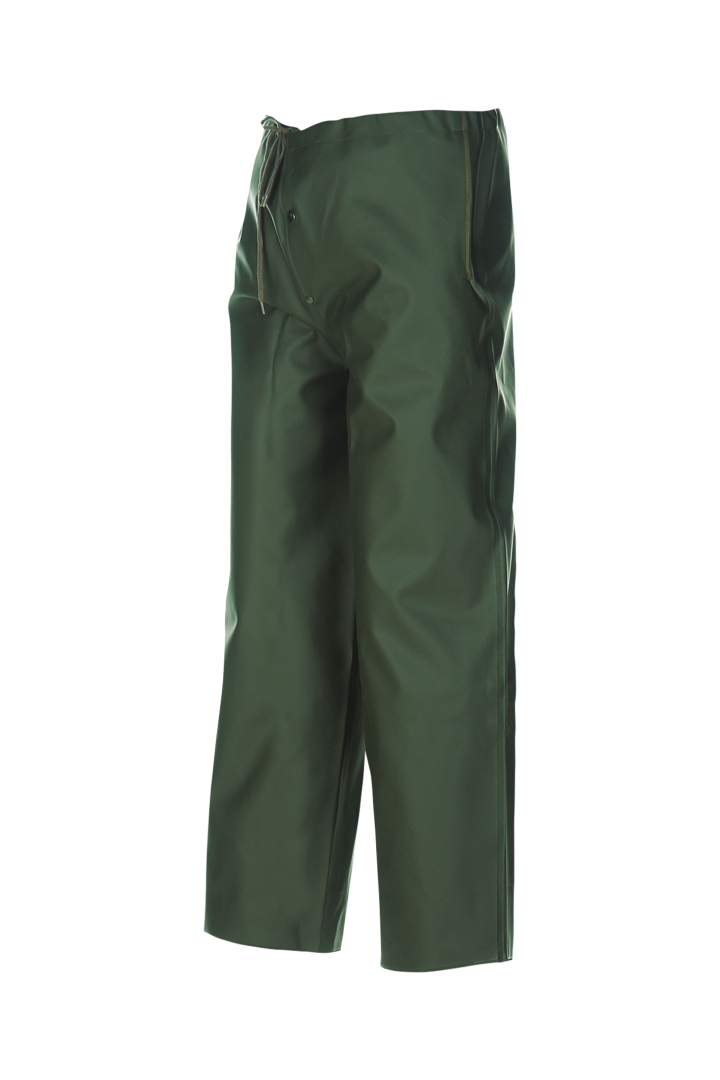 Sioen Regenbroeken Lacq  groen khaki
