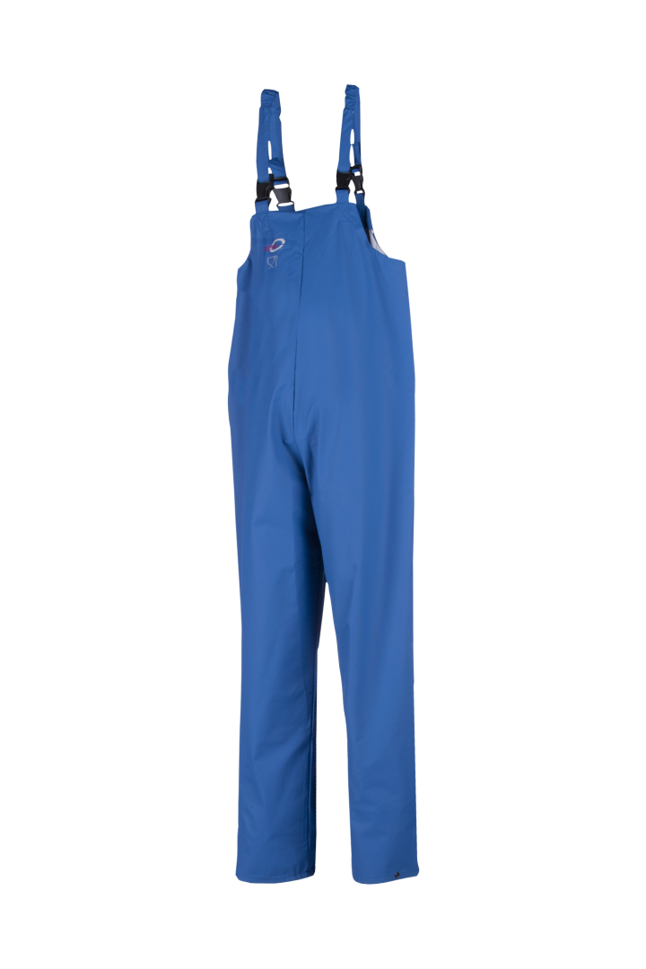 Sioen Amerikaanse overalls Killybeg  kobaltblauw