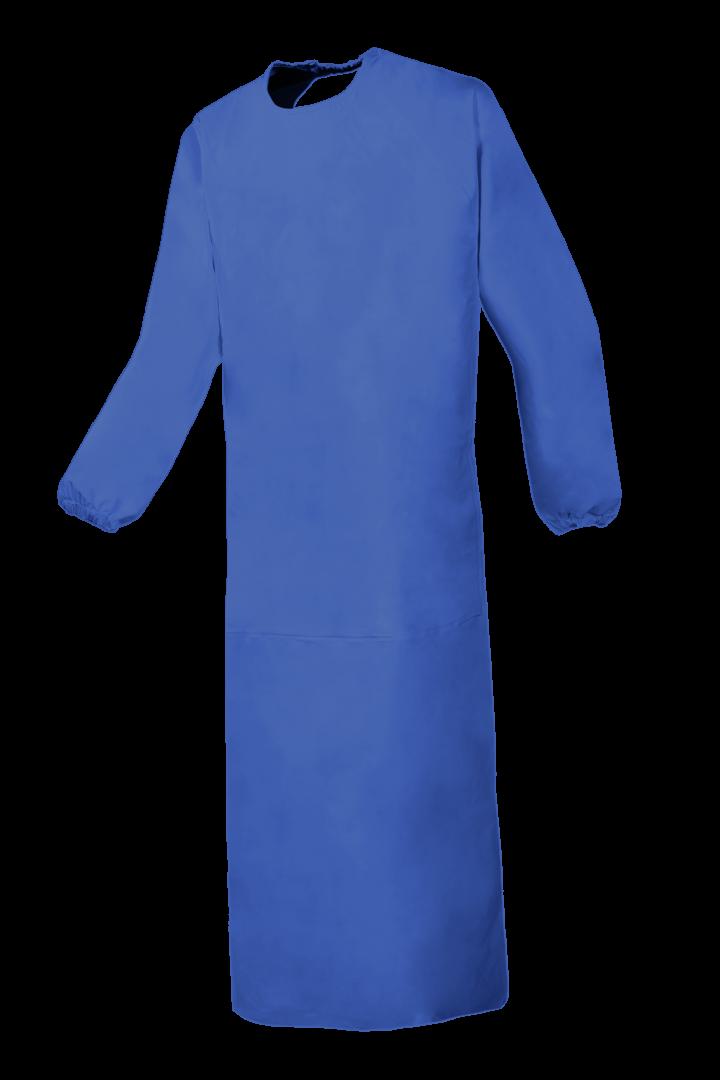 Sioen Schorten Boulogne  kobaltblauw
