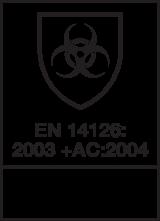 EN 14126 : 2003 +AC : 2004