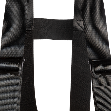 2 adjustable braces with closure by buckles