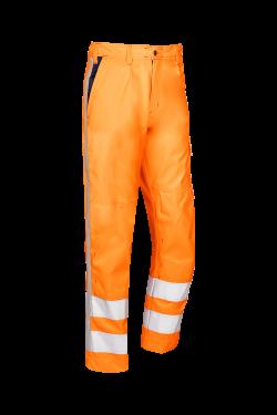 Sioen Werkbroeken Meddo High Vis RWS fluo oranje