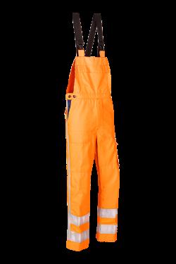 Sioen Am. Overalls Zuten High Vis- RWS fluo-oranje