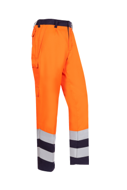 Leste - Orange Fluo/Marine