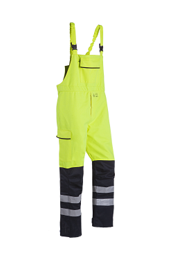 Pedley - Hi-Vis Yellow/Navy