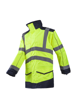 Anfield - Hi-Vis Yellow/Navy