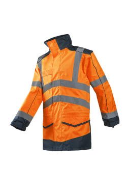 Anfield - Hi-Vis Orange/Navy