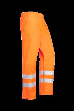 Sioen Broeken Abado High Vis fluo-oranje