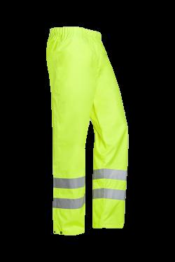 Sioen Broeken Bitoray fluo-geel