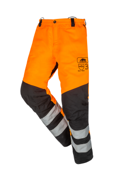 - Hi-Vis Orange/Black