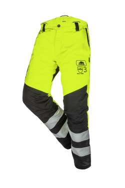 - Hi-Vis Yellow/Black