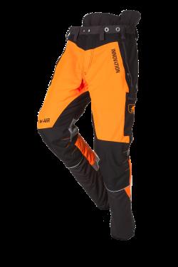 Forest W-AIR - Grey/Hi-Vis orange