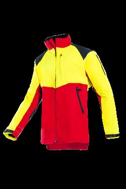 - Red/Hi-Vis Yellow