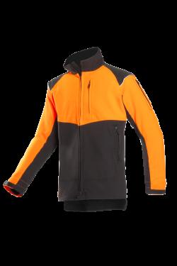 - Grey/Hi-Vis Orange