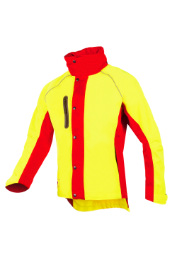 Keiu - Hi-Vis Yellow/Red