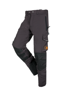 Tall Fit Arborist - Grey Anthracite/Black