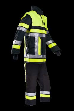 Bouches-du-Rhône Strukturbrand