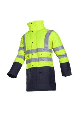 Stormflash - Hi-Vis Yellow/Navy