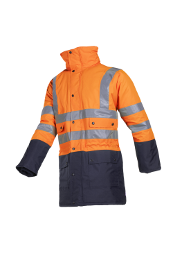 Stormflash - Hi-Vis Orange/Navy